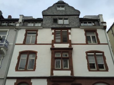 Vermietete Altbau-Wohnung in ruhiger Lage