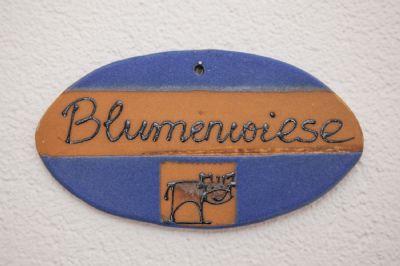 Bergpension Christine - Ferienwohnung Blumenwiese