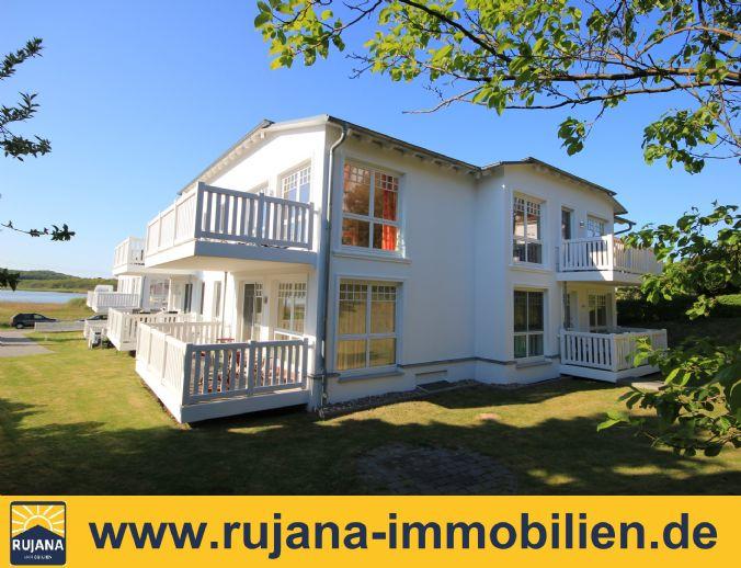 Schickes 2 Zi.-Appartement am idyllischen Schmachter See im Ostseebad Binz - by Rujana