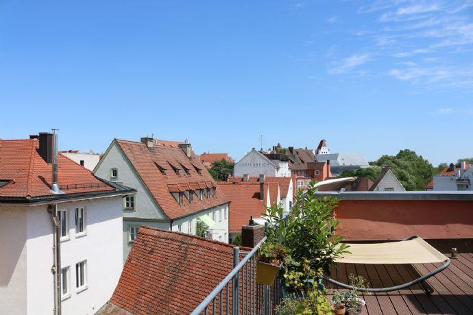 Traumhafte 2-Zimmer-Wohnung ab sofort in Ingolstadt zu vermieten