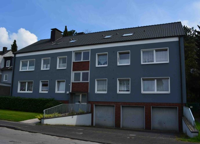 Dachgeschosswohnung in bester Wohnlage von Bochum-Weitmar