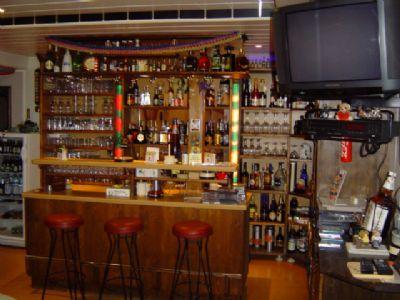 Bar in Gemeinschaftsraum