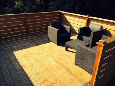 Lounge Gartenterrasse