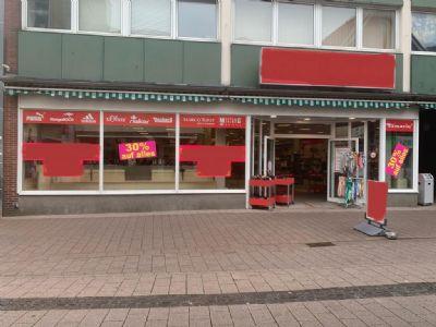 Cuxhaven Ladenlokale, Ladenflächen