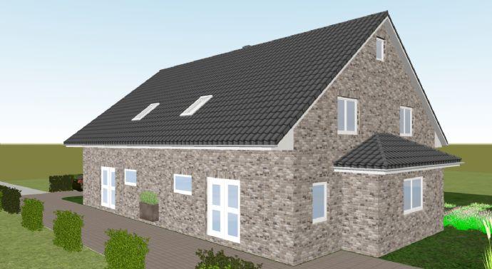 KfW-55 *Doppelhaushälfte mit großem Grundstück*