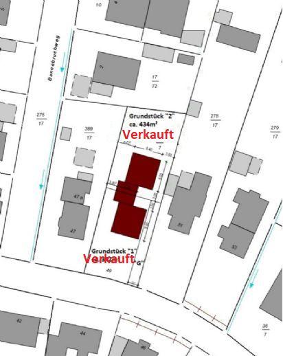 !! Zu spät ... leider verkauft !! Baugrundstück in idyllischer Lage von Rellingen-Egenbüttel+++positiver Bauvorbescheid liegt vor+++