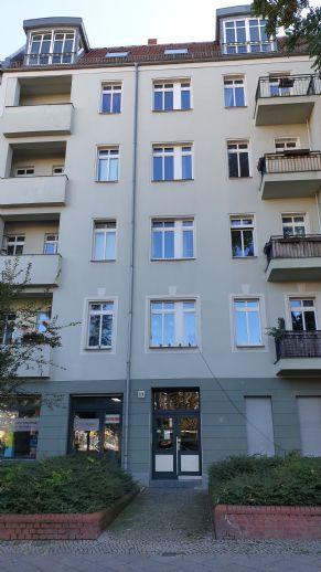 Gepflegte Altbauwohnung nahe Arnimplatz