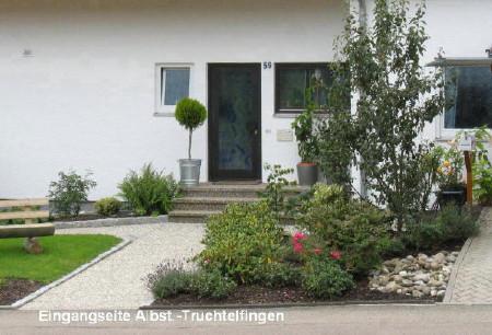 Albstadt: 3 Zimmer DG-Etage im 2-Fam.-Wohnhaus, Garage