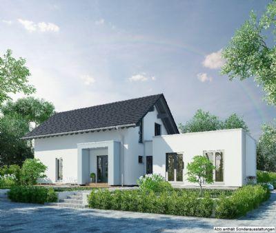 modern und energiesparend ihr traumhaus von okal einfamilienhaus ilmenau 2gd3943. Black Bedroom Furniture Sets. Home Design Ideas