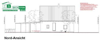 Haus 1 Ansicht Nord