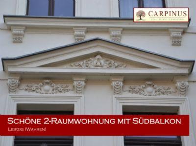 Schöne 2-Raumwohnung mit Südbalkon