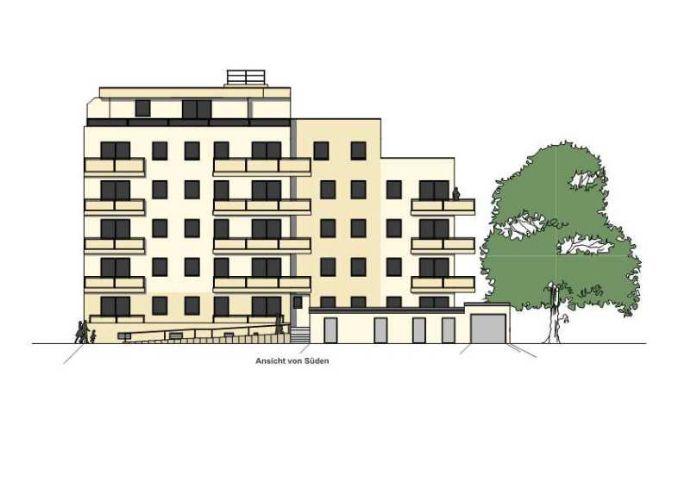 4 Zimmerwohnung in der Werder Residenz; Neubau
