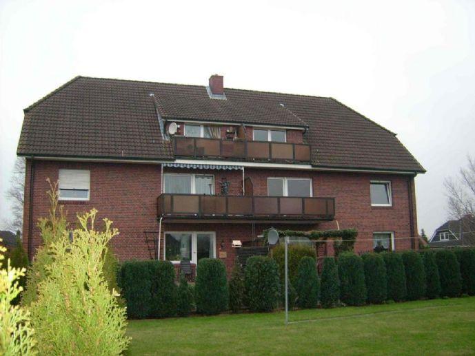Gemütliche 3-Zimmer-Wohnung Obergeschoss links mit