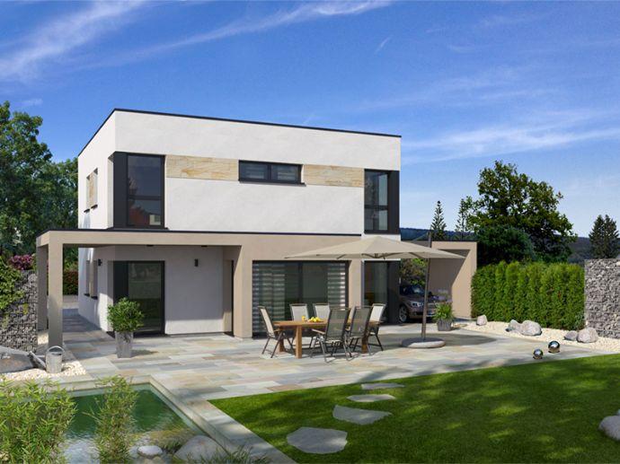 Traumhaus im Bauhausstil incl. Grundstück