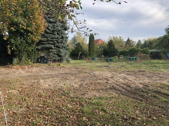 735 m² Grundstück mit traumhafter Ausrichtung