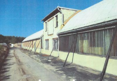 ca. 1700 m² Lager- bzw. Prod.-halle oder diverse andere Nutzung