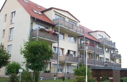 2-Zimmer-Wohnung mit Tageslichtbad und Balkon