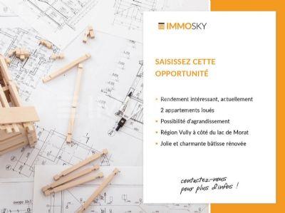 Montmagny Renditeobjekte, Mehrfamilienhäuser, Geschäftshäuser, Kapitalanlage