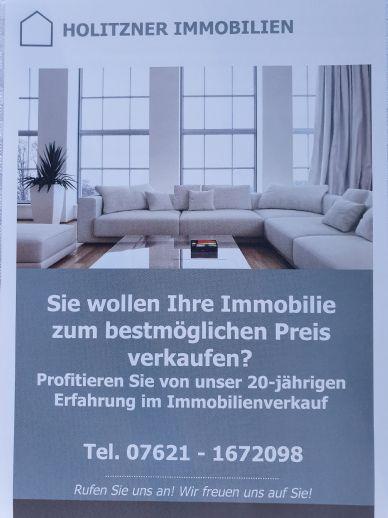 HOLITZNER IMMOBILIEN - Wir suchen für vorgemerkte Kunden Wohnungen/ Häuser / Mehrfamilienhäuser - schnelle Abwicklung garantiert