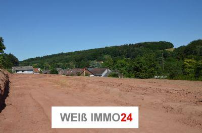 Baugrundstück mit herrlichem Blick, Zweibrücken-Mittelbach/Bickenalb Blick (AW134-6)