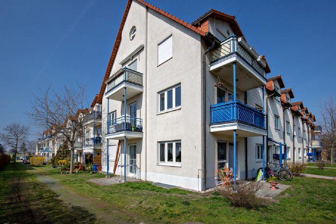Für Selbstnutzer! | Verschiedene Terrassen - & Etagenwohnungen in Seifertshain bei Leipzig insges. 48 Wohnungen / Garten