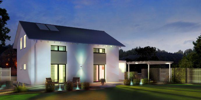 Unsere Starthilfe für die junge Familie - KfW55 gefördertes Eigenheim in Oberdachstetten
