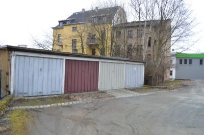 Plauen Garage, Plauen Stellplatz