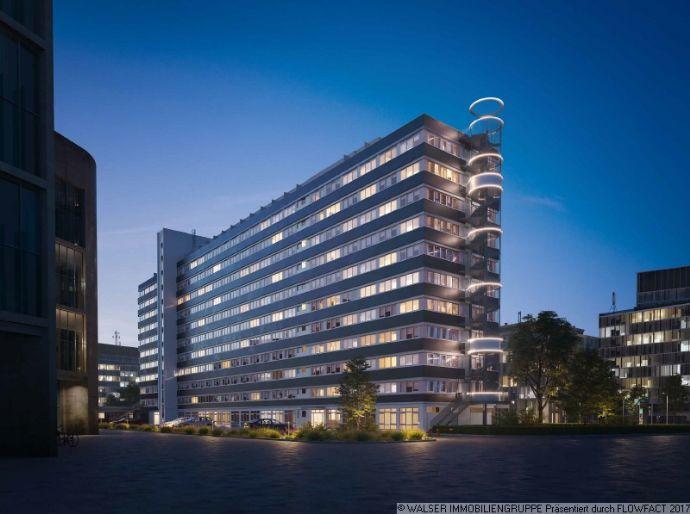 Mit direkter City-Anbindung: 1-Zimmer-Apartment mit modernster Ausstattung