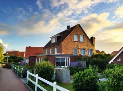 Pension Friedrich Voss - Doppelzimmer mit Gemeinschaftsbad