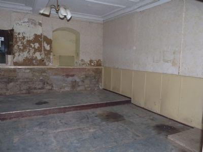 Zimmer im Erdgeschoß