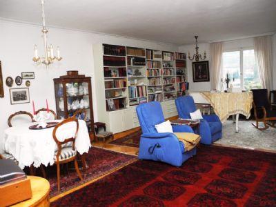EG Wohnzimmer mit Südfenster
