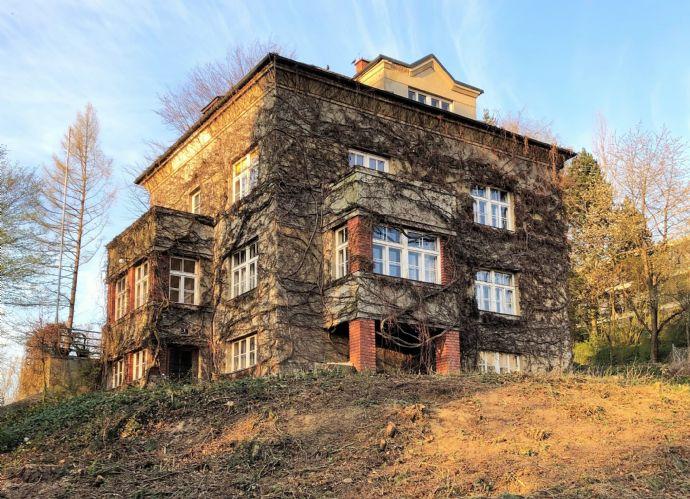 Art Deco Villa Beste Aussichtslage In Grieskirchen Haus