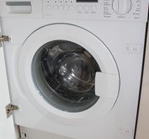 integrierte Waschmaschine