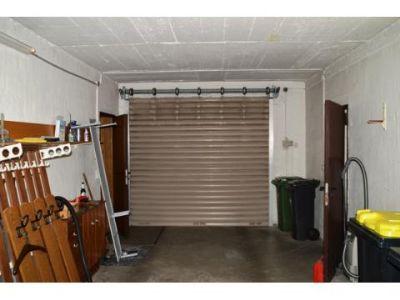 Bild Rolltor der Garage