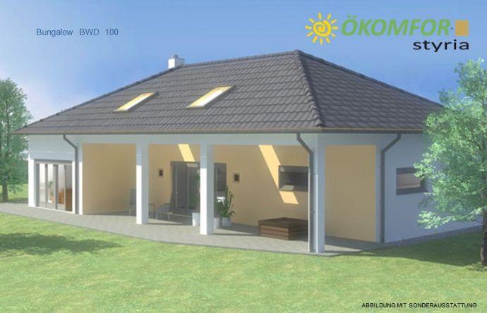 ökologisches Haus ökomfor styria haus ökologisches bauen mit komfort bungalow