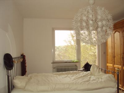Schlafzimmer - Wohnung UG