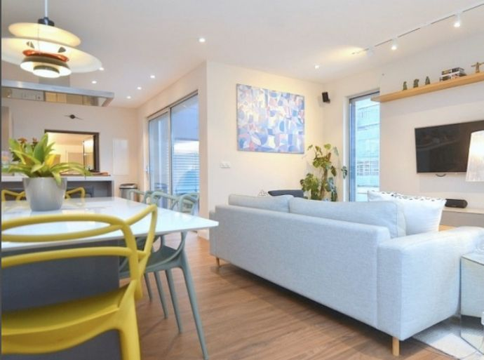 Deluxe Penthouse beim Business Tower