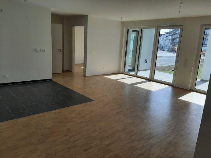 Helle gut geschnitte 2-Zimmer Wohnung - Neubau - Erstbezug