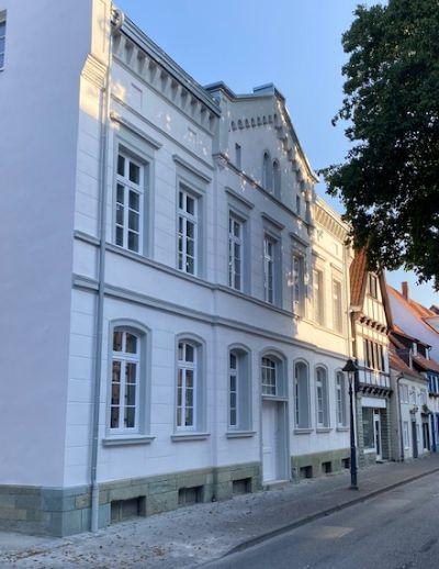Erstbezug nach Kernsanierung - 3-Zimmer-Wohnung im 1. Stock in Soest zu vermieten