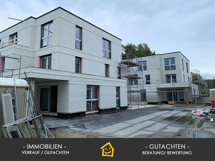 White City - Wohnen am Alten Hafen, Neubau, 2 Zimmer, 67 m² Wfl. Terrasse
