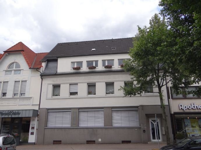 Wohn- und Geschäftshaus im Zentrum von Hemer