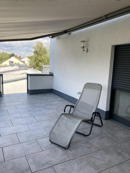 Penthouse-Wohnung in Frankfurt am Main Ginnheim