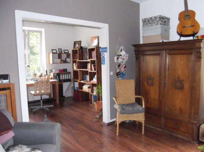 Hübsche, helle und gepflegte Wohnung, ruhig und zentrumsnah in Bielefeld-Mitte