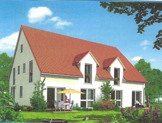 !Kapitalanlage Mieter BRD! - Doppelhaushälfte in Mantel mit Garage und Stellplatz - neue Fassade