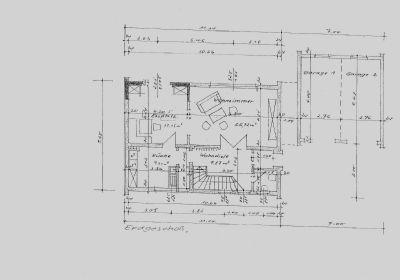 Grundriss Einfamilienhaus-EG