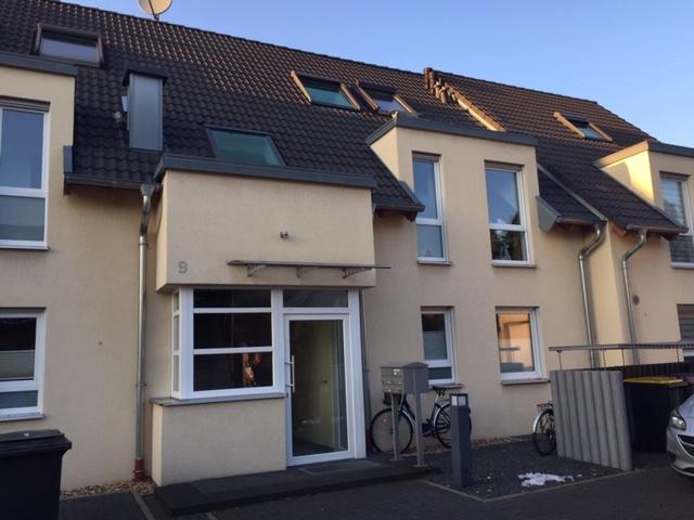 Erstklassige Maisonette Wohnung mit Außenstellplatz in beliebter Wohnlage von Hürth-Efferen