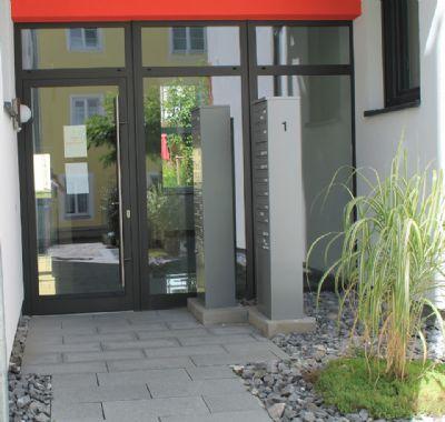 Eingangsbereich zur Kanzlei Florianweg 1