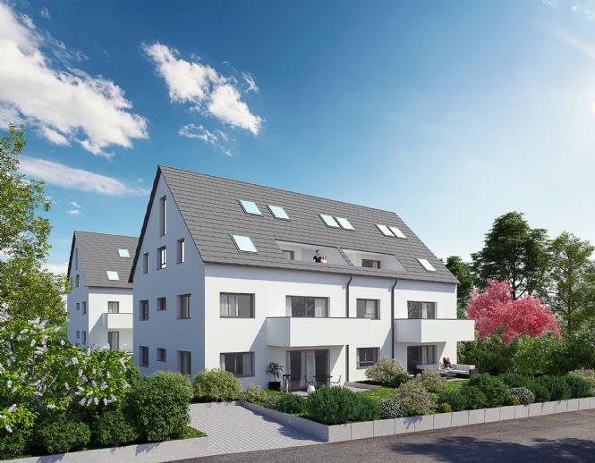 Großzügige Maisonette-Wohnung mit sonnigem Aussichtsbalkon