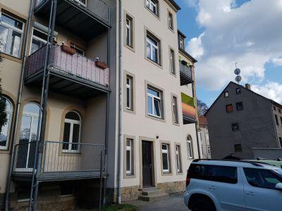 2-Raum-Wohnung mit BALKON in Sebnitz zu vermieten!