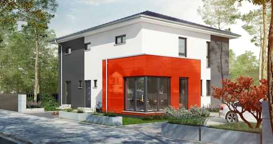 Modern und energieeffiezient in Ostseenähe Wohnen -KFW 55 -